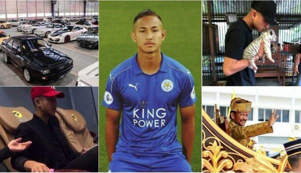 Faiq Bolkiah - cầu thủ giàu nhất thế giới