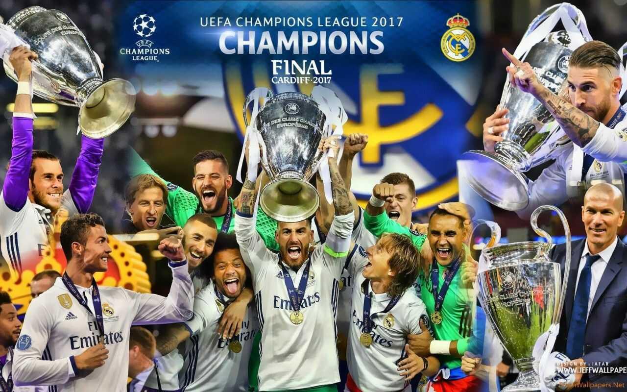 Real - CLB vô địch Champion League nhiều nhất