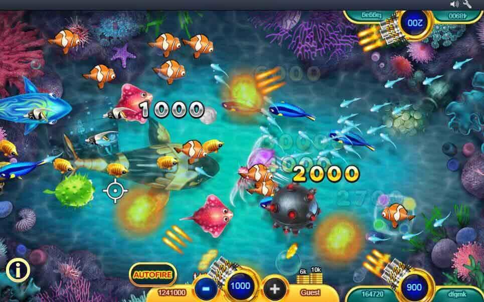 bắn cá HD online